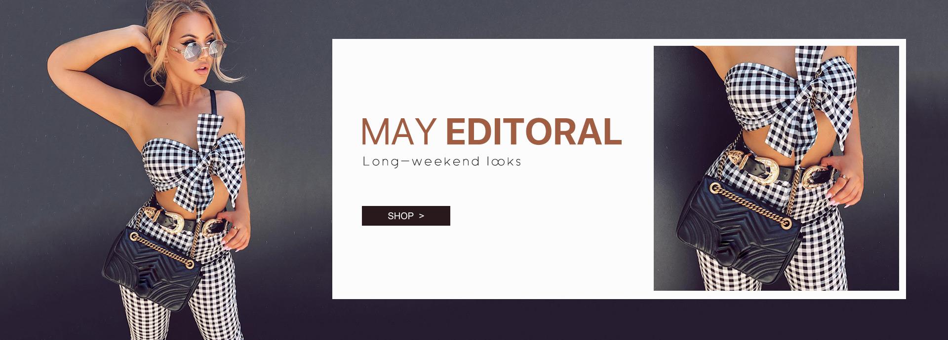 May Editoral