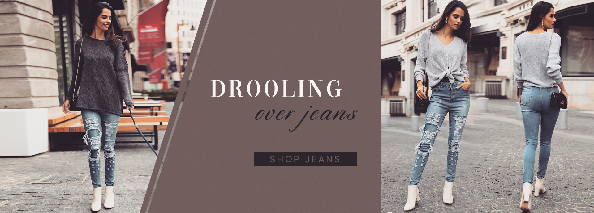 Drooling Over Jeans