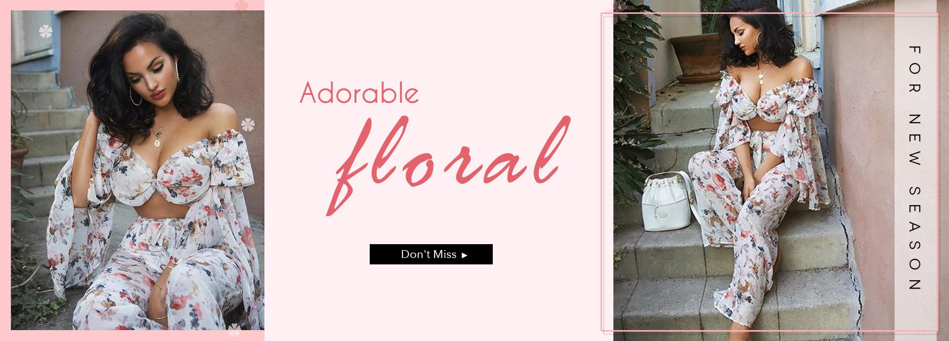 Adorable Floral