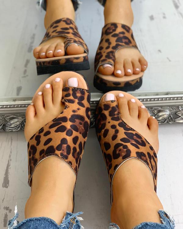 8029b7b1e4df Toe Ring Cut Out Design Sandals Online. Discover hottest trend fashion at  ivrose.com