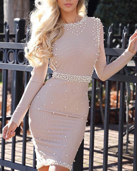 6b5d1973397f Women's Fashion Long Sleeves Dresses Online Shopping – Chic Me