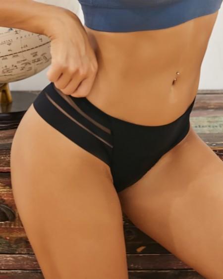 Mesh Sexy G-string Seamless Panty