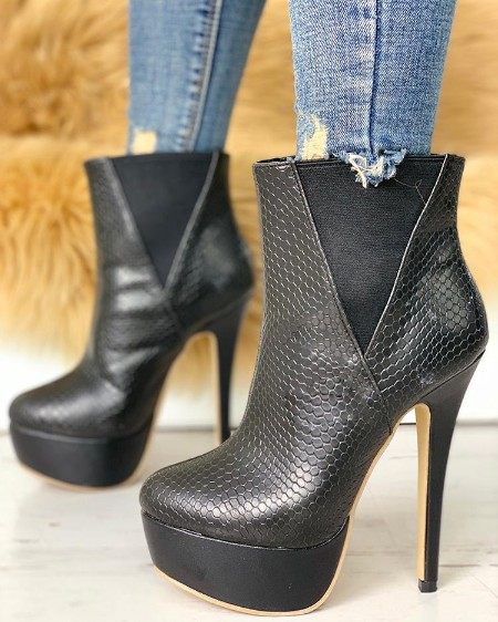 4d39e2adda7 Women s Fashion BIKER-BOOTS Online Shopping – IVRose