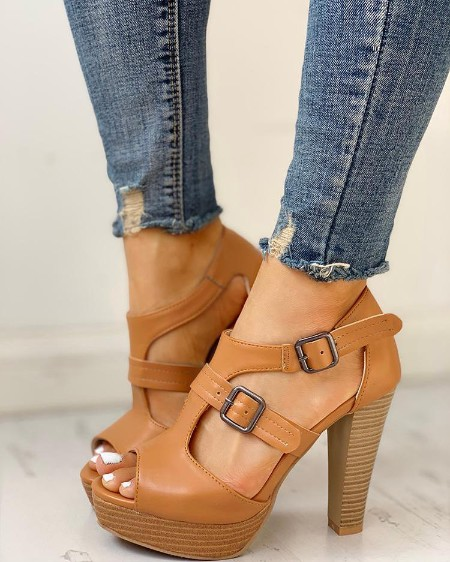 Women's Heeled Sandals at IVRose Shoes   Stylicy USA
