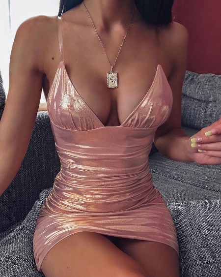 Alluring Bodycon Dress
