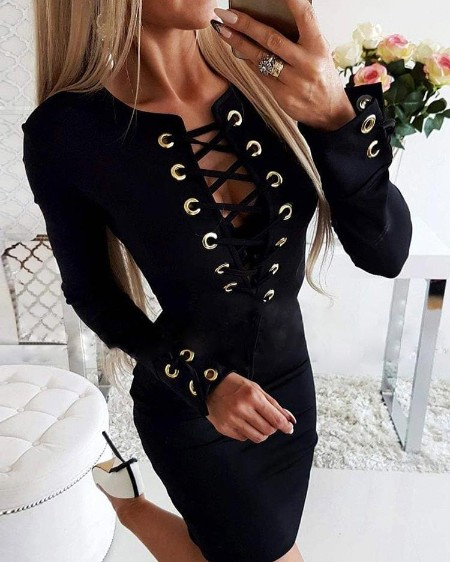 ece67143f Women's Fashion Long Sleeves Dresses Online Shopping – Boutiquefeel