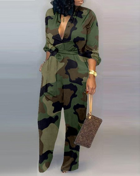 2019 Fashionable Jumpsuit