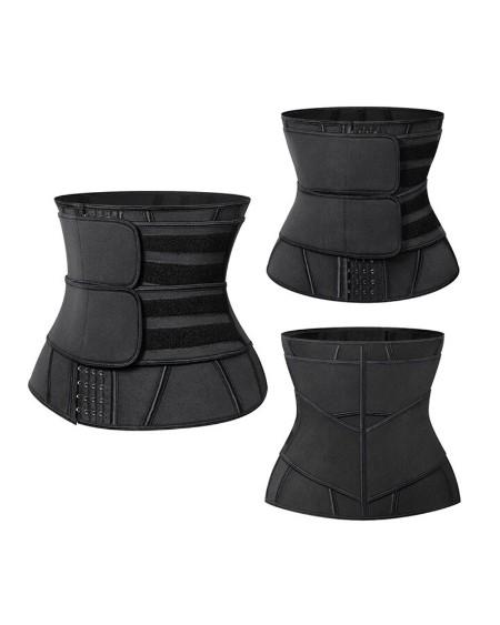 Waist Trainer Slimming Neoprene Belt Sweat Shapewear