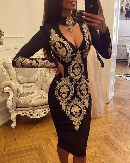 161283af36cf9 Women's Fashion Dresses Online Shopping – Chic Me