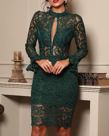 70eb3afdaa7a Women's Fashion Lace Dresses Online Shopping – Chic Me