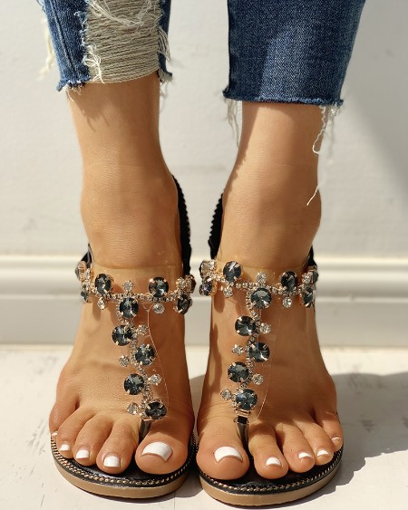 824daf803fd Women s Fashion Flats-Sandals Online Shopping – IVRose