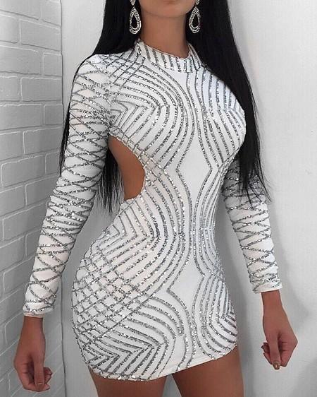 c934eae5a6a4 Women's Fashion Sequin Dresses Online Shopping – IVRose