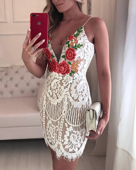 0b00c235a148c Women's Sexy Fashion Lace Dresses Online Shoppifcang at Divasruby