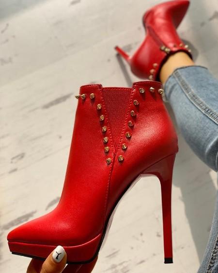 c11e5655abc Women s Sexy Fashion LACE-UP-BOOTS Online Shopping at Joyshoetique