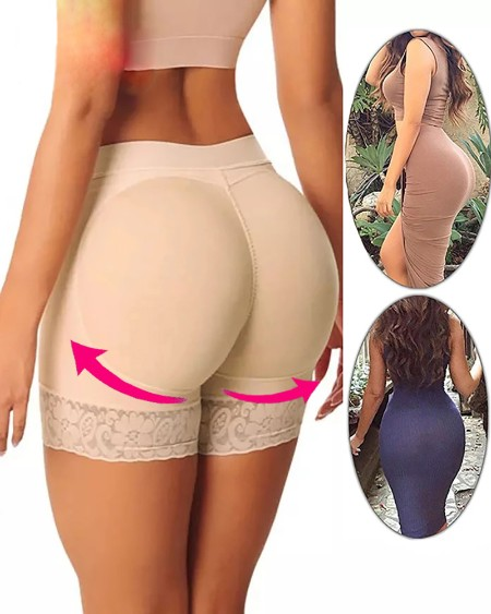 Shaper Padded Butt Lifter Panty Butt Hip Enhancer Fake Hip Shapwear Underwear
