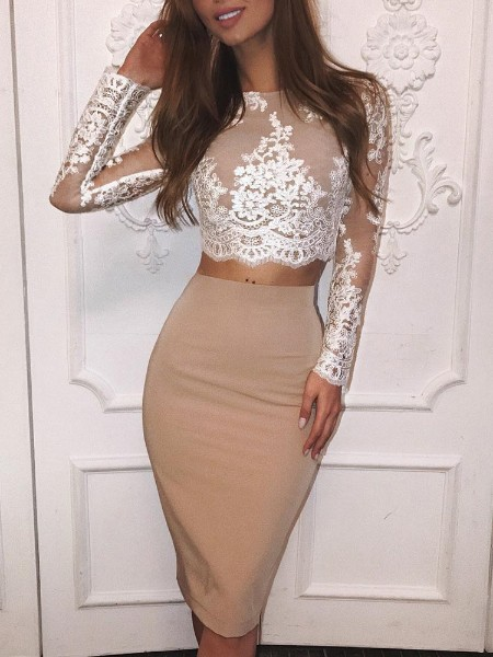 Women s Fashion Two-Piece Dresses Online Shopping – IVRose 7da5f972279d
