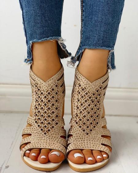 80821b09cde6a Women's Sexy Fashion FLATS-SANDALS Online Shoppifcang at joyshoetique