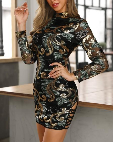 d4905be2fc27 Women's Fashion Sequin Dresses Online Shopping – Boutiquefeel