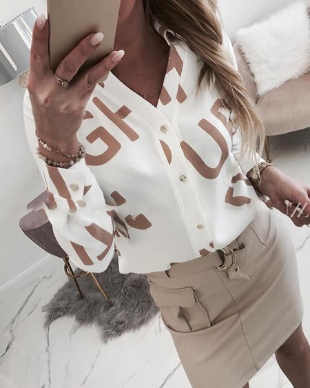 Season's must-haves blouses