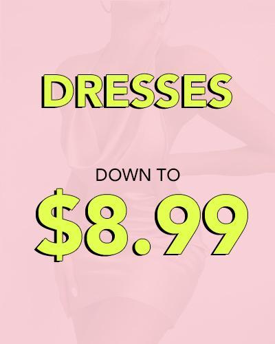Sale In Dresses