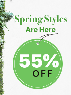 Spring Styles Are Here