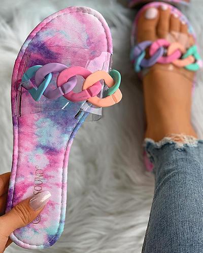 Flats-Sandals