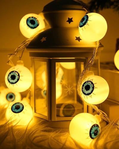 Halloween Lamps