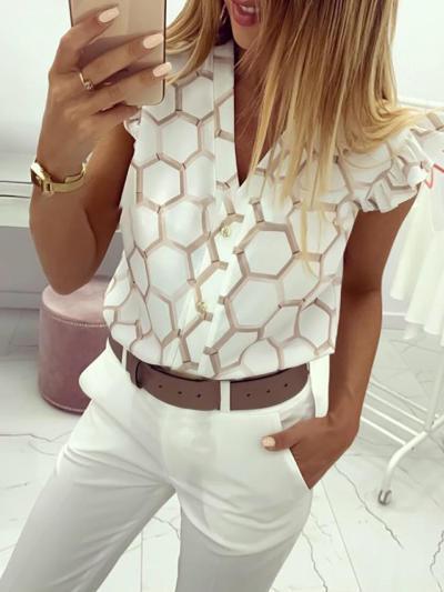 Print Shirts & Blouses