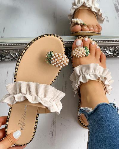 Flats-sandalias