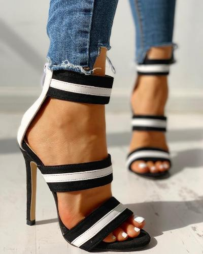 Heeled-Sandals