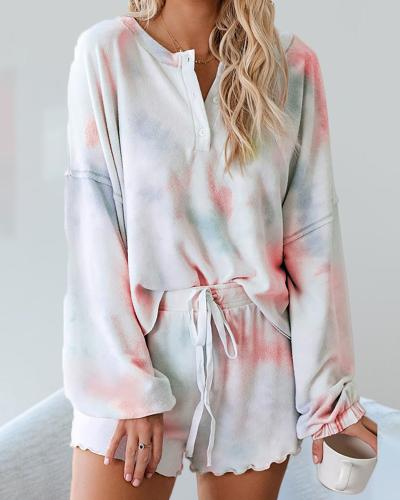 Tie Dye Print