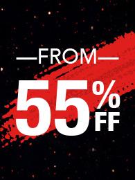 Xmas Super Week 55% Off