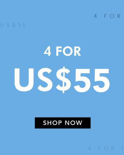 4 For US$55
