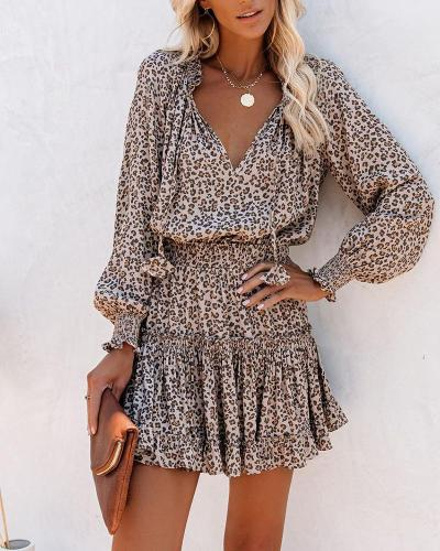 Dresses in  the fall
