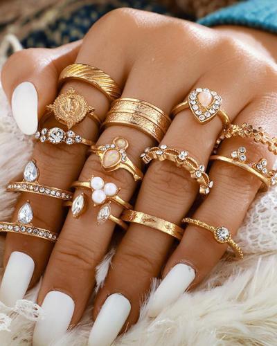 Rings & Bracelet