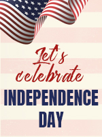Independence Day & Sales