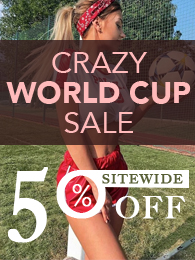 Crazy World Cup Sale