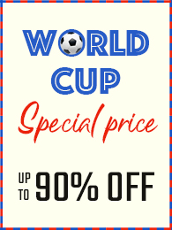 World Cup Special Price & Sales