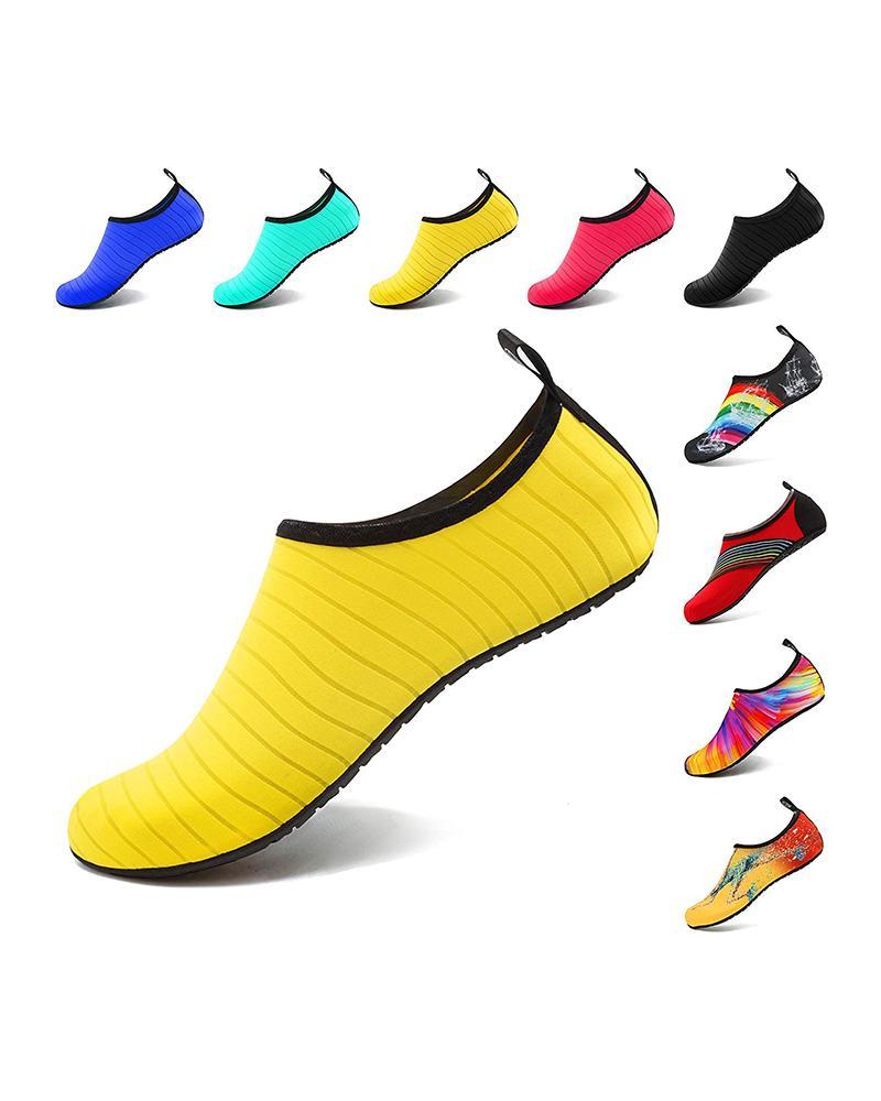 Breathable Barefoot Aqua & Yoga Shoes Socks thumbnail