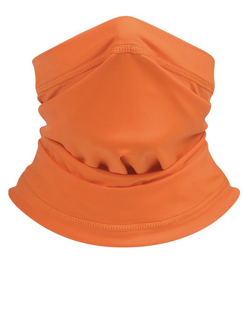 Solid Summer Neck Gaiter Face Cover Headwear Bandana thumbnail