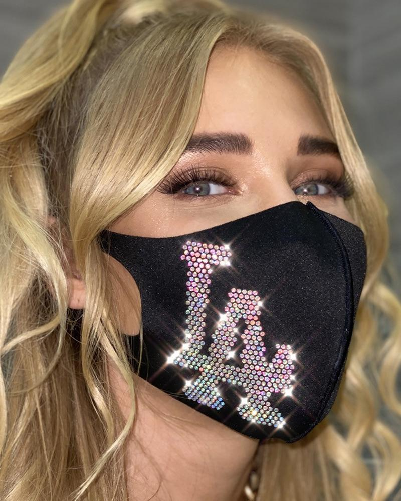 Hot Drilling Outdoors Breathable Dust-proof Face Mask thumbnail