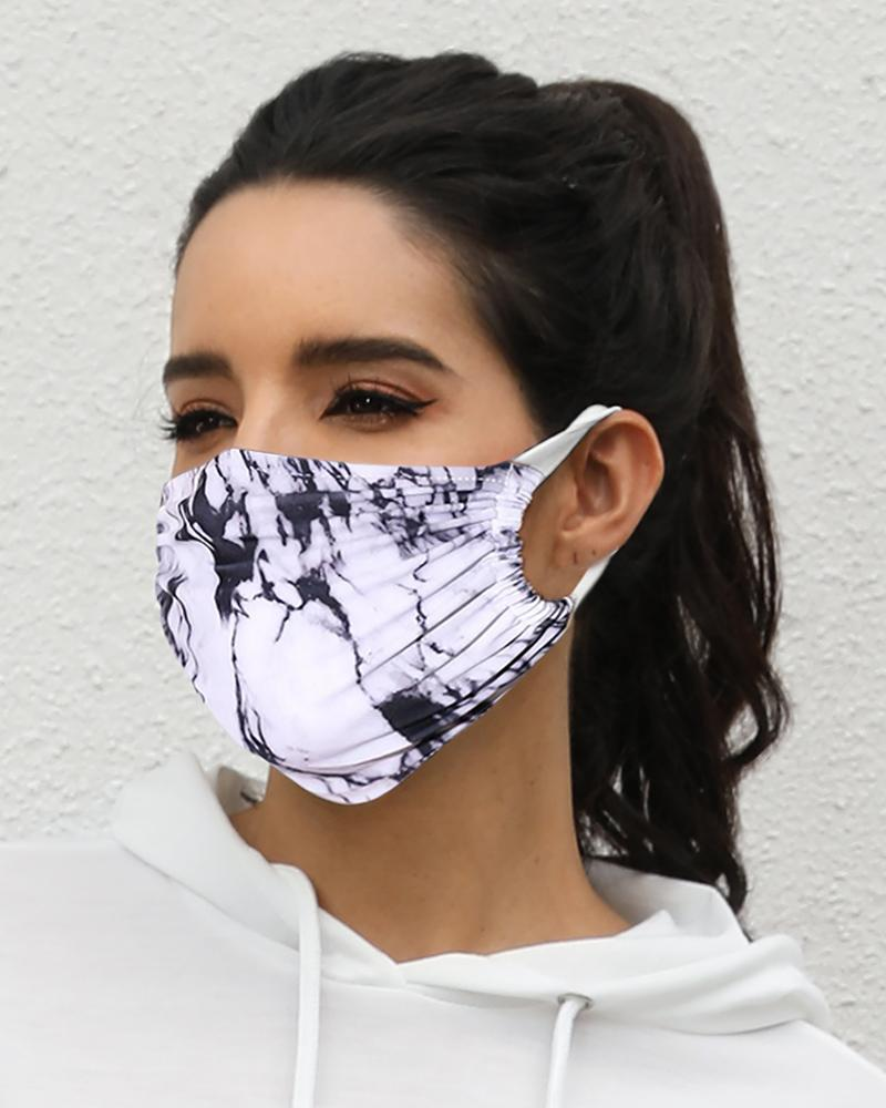 Print Breathable Mouth M .a. s. k Washable And Reusable thumbnail