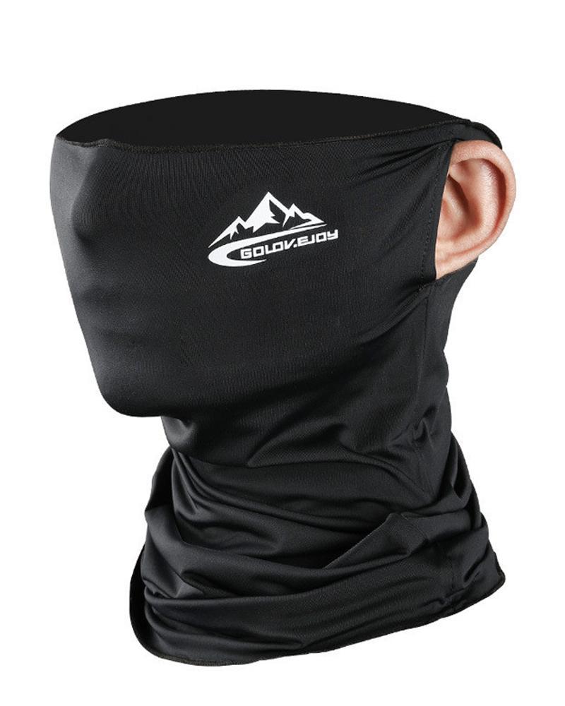 Cooling Ear Loops Neck Gaiter Bandana Mask Face Scarf Balaclava thumbnail