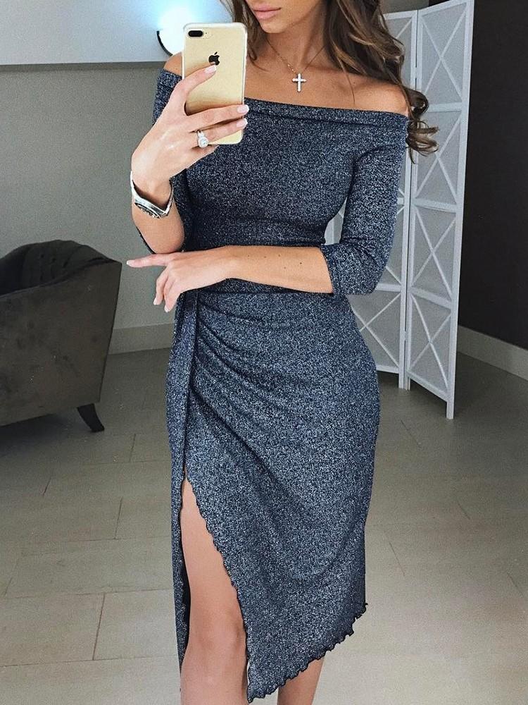 Stepmom swallow cum amateur dress
