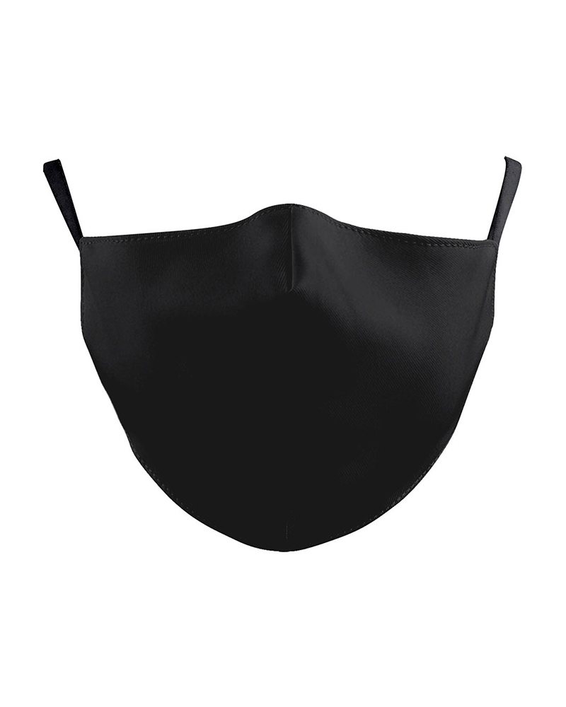 Solid Breathable Face Mask thumbnail
