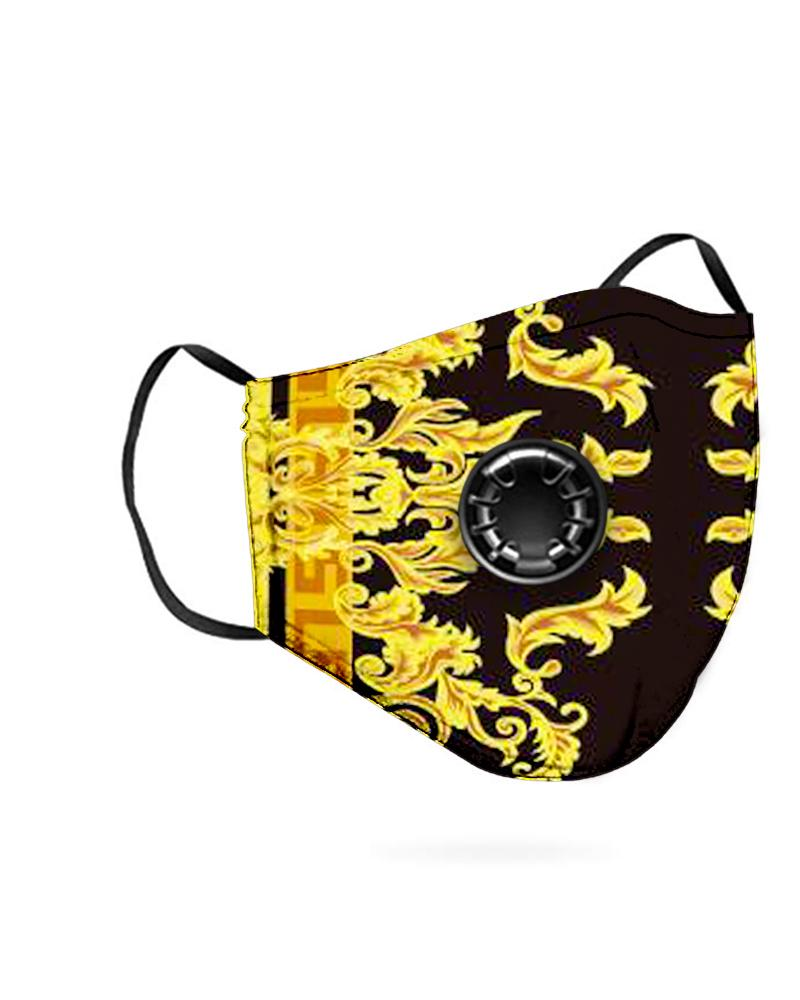 Print Breathing Washable Valve Face Mask (2 filters as gift) thumbnail