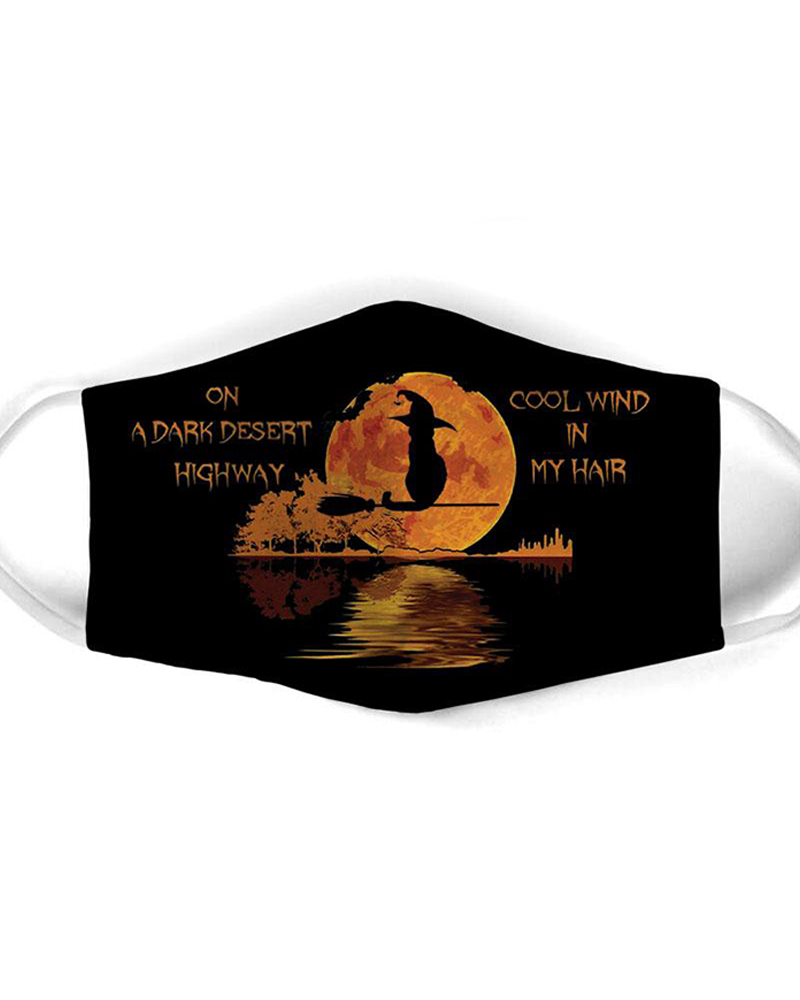 Halloween Mixed Print Breathable Mouth Mask thumbnail
