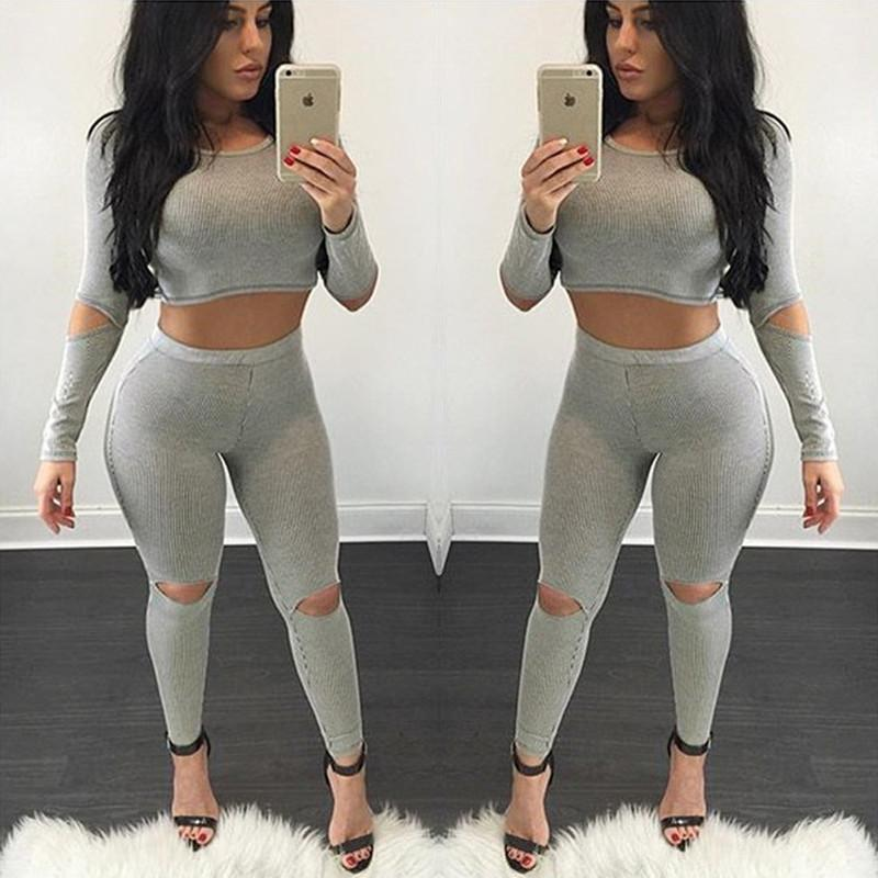 Sexy jogging suits