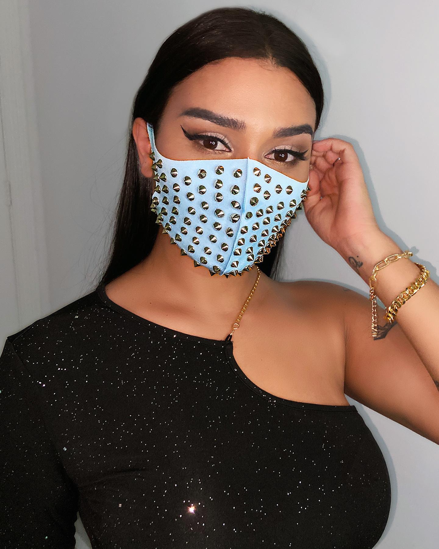 Rivet Breathable Ear Loop Mouth Mask thumbnail