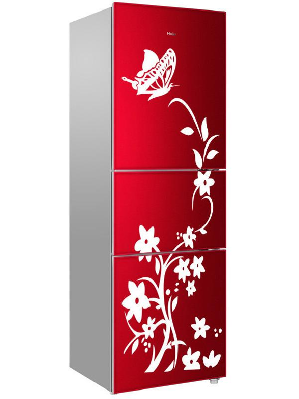 High Quality Creative Refrigerator Sticker Butterfly Pattern Wall Stickers Home Decor thumbnail